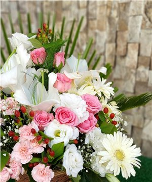 Flower Design Arrangement-006