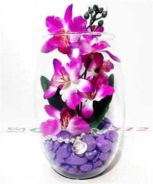 Yapay Minyatür Orkide
