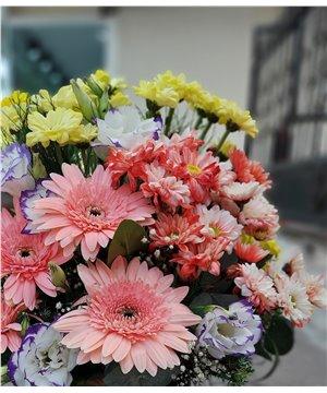 Karma Çiçek Aranjmanı-003