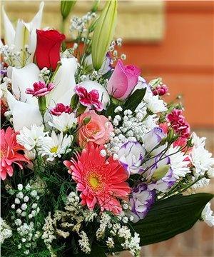 Karma Çiçek Aranjmanı