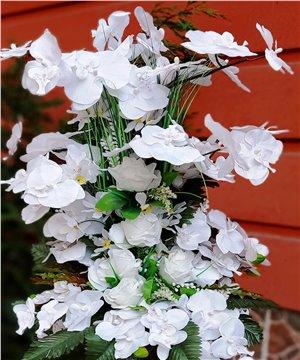 Yapay Çiçek Aranjmanı-002