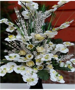 Yapay Çiçek Aranjmanı-003