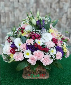 Flower Design Arrangement-001