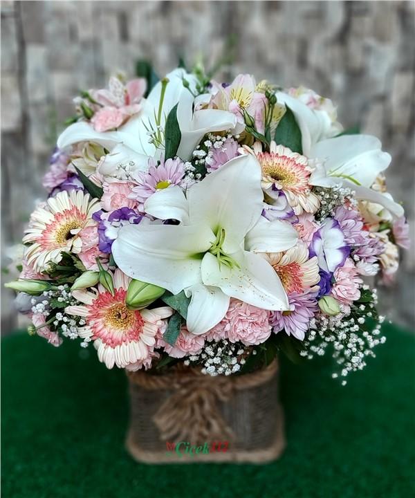 Flower Design Arrangement-002