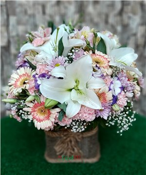 Flower Design Arrangement-002