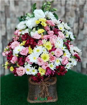 Flower Design Arrangement-003