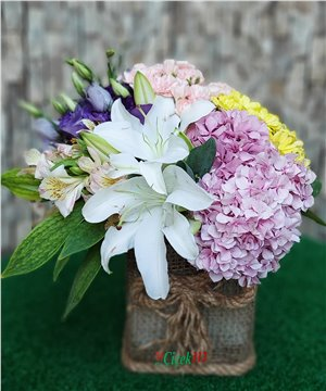 Flower Design Arrangement-004