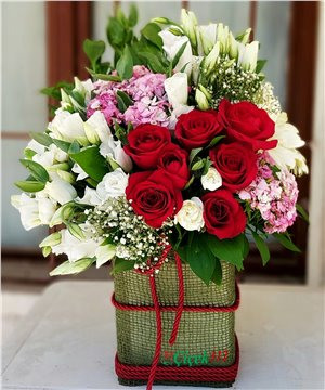 Flower Design Arrangement-005