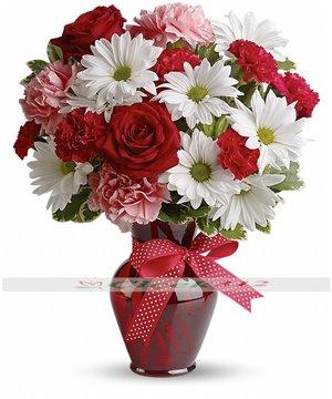 Karma Çiçek Aranjmanı-13