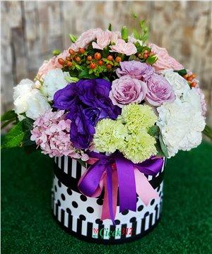 Kutuda Yaz Çiçekleri