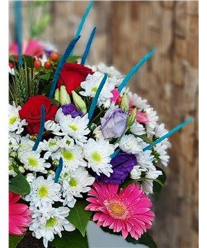 Flower Design Arrangement-011