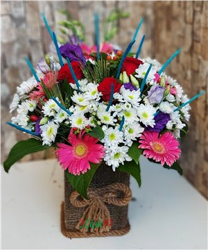 Flower Design Arrangement-011