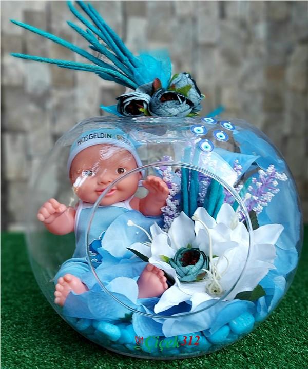 Hoş Geldin Bebek Erkek/Kız