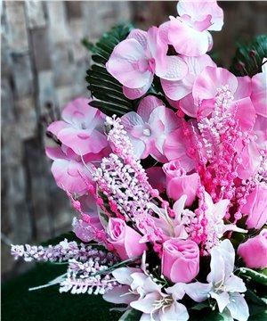 Yapay Çiçek Tasarımı-019