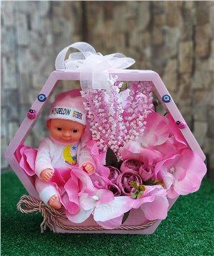 Yapay Çiçek Tasarımı-022 Kız/Erkek