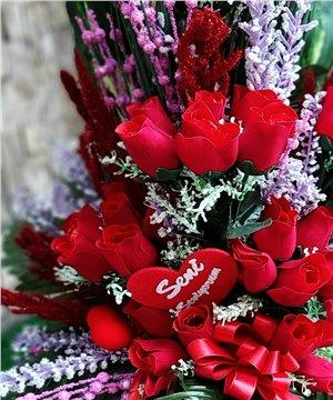 Yapay Çiçek Tasarımı-014