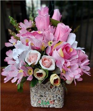 Yapay Çiçek Tasarımı-003