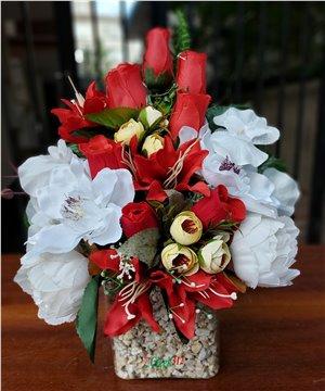 Yapay Çiçek Tasarımı-004